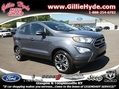 Used Vehicles for sale  2018 Ford EcoSport SE w/Ecoboost SUV MAJ3P1TE1JC220498 in Glasgow, KY