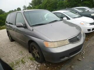 2000 Honda Odyssey EX Van