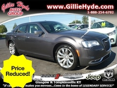 Used Vehicles for sale  2018 Chrysler 300 Limited Sedan 2C3CCAEG3JH123003 in Glasgow, KY