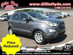 Used Vehicles for sale  2018 Ford EcoSport SE w/Ecoboost SUV MAJ3P1TE3JC221278 in Glasgow, KY