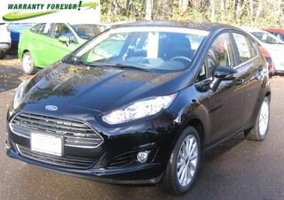 2018 Ford Fiesta Titanium Titanium Hatch