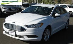 2018 Ford Fusion Hybrid SE SE FWD