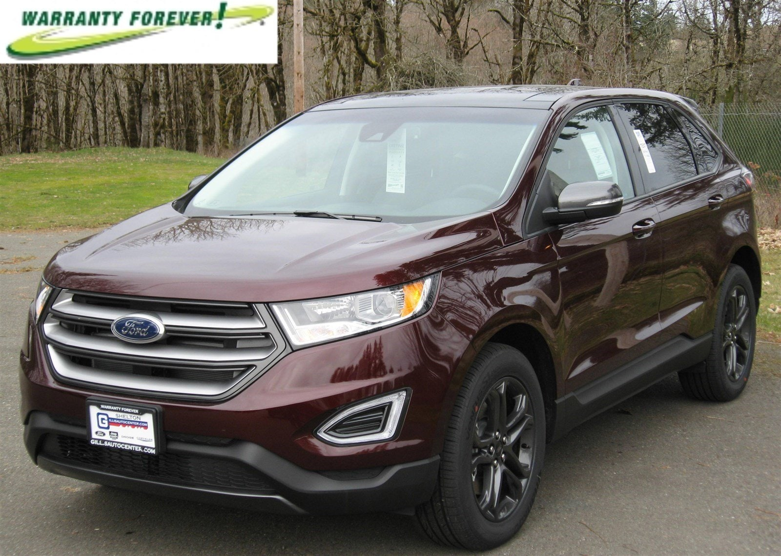 2018 Ford Edge SEL SEL AWD