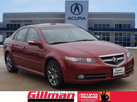 Featured used 2007 Acura TL Type S w/Nav System Sedan for sale in Houston, TX