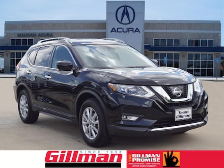 Featured used 2017 Nissan Rogue SL SUV for sale in Houston, TX