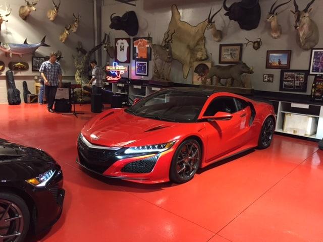 Gillman Acura We Enjoyed A Sneak Peak Of The Acura NSX Here In - Houston acura dealerships