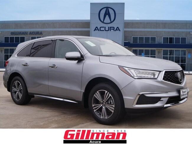 New Acura MDX Houston Gillman Acura - Houston acura dealerships