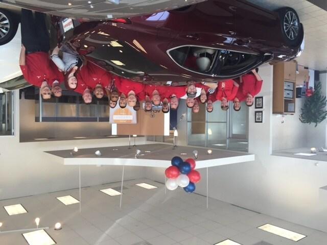 Gillman Acura Our Houston Acura Dealership Proudly Remembers - Houston acura dealerships
