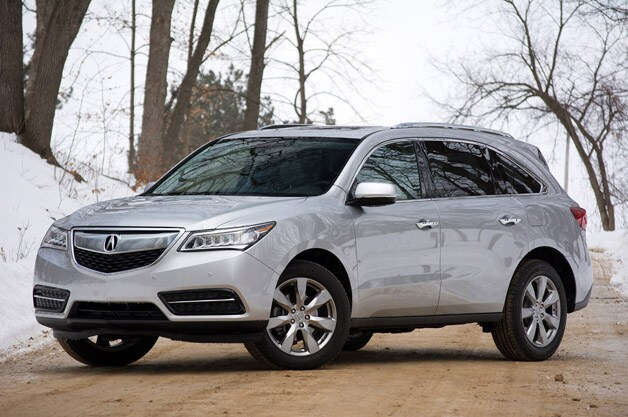 Gillman Acura Why The Acura MDX Is A Truly Smart Buy - Acura mdx value