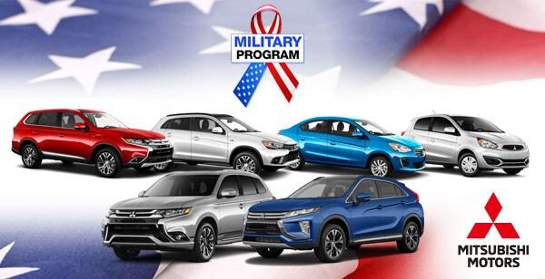 Gillman Mitsubishi San Antonio Military Incentive Program | Military  Discount In Selma