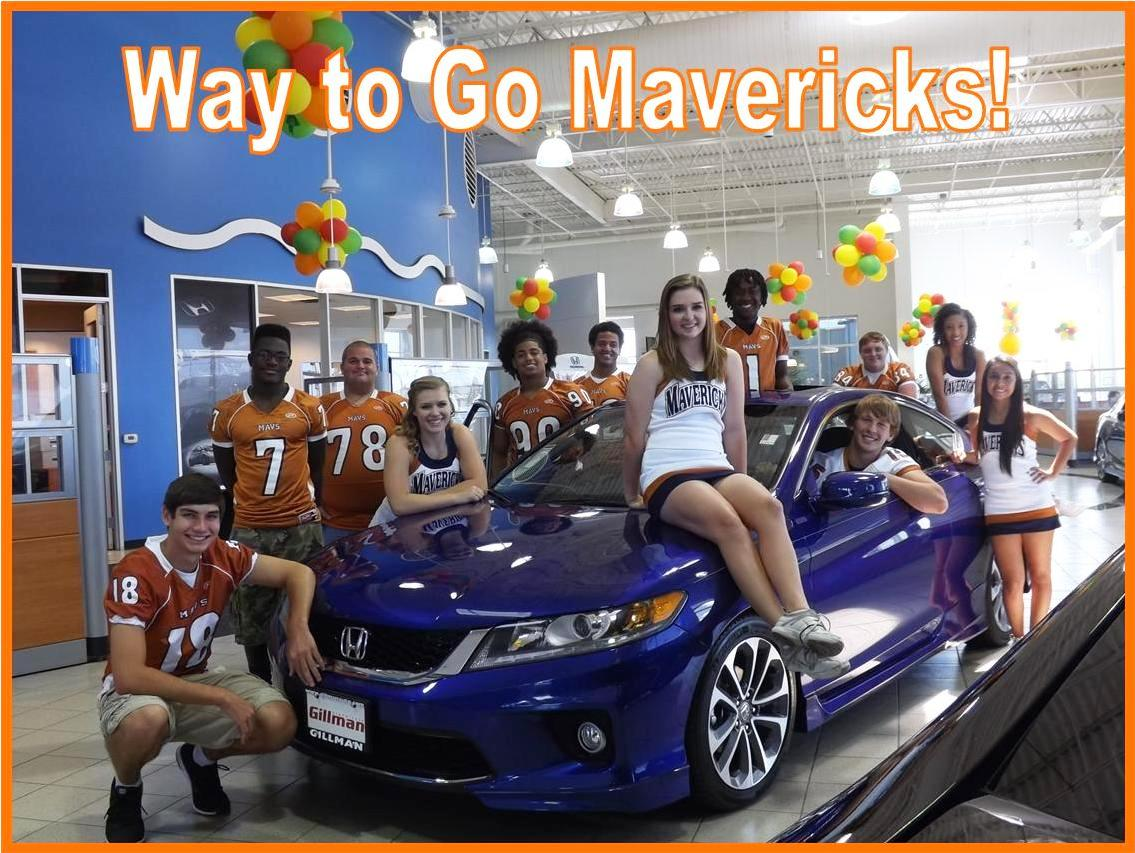 Gillman Subaru North >> Gillman Automotive Group | Way to Go Mavericks