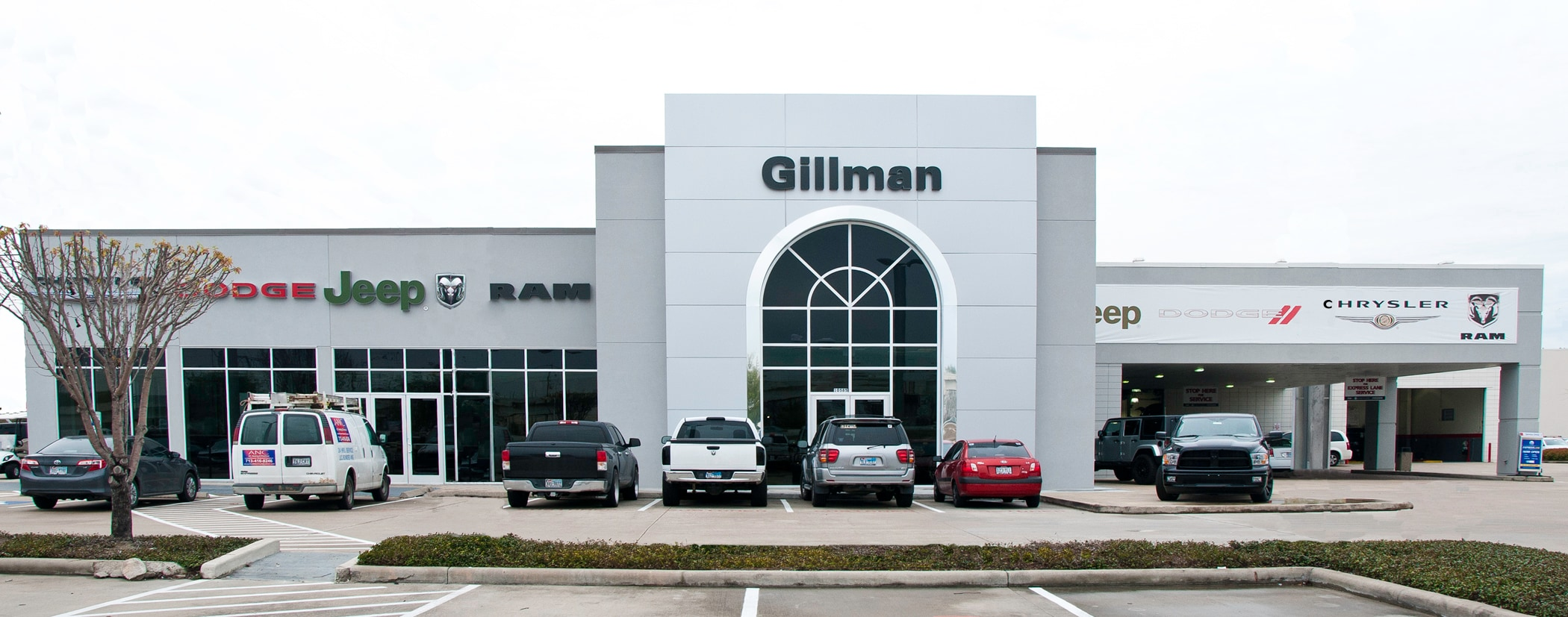 automotive group gillman chrysler jeep dodge ram got a facelift. Cars Review. Best American Auto & Cars Review