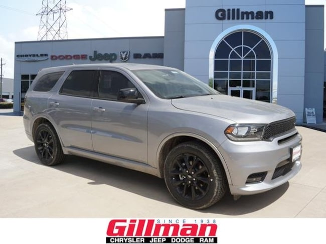 2019 dodge durango gt rwd sport utility houston