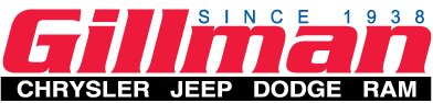Gillman Chrysler Jeep Dodge