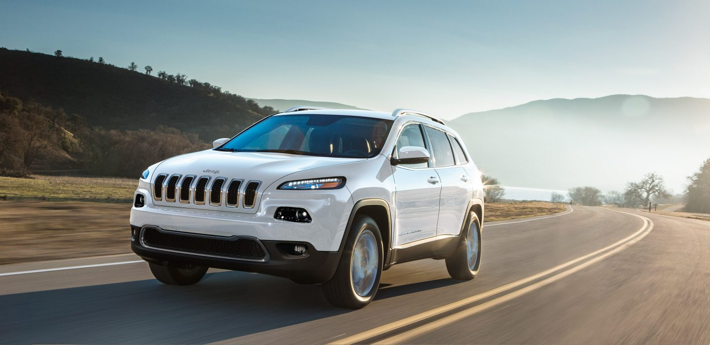Delightful Introducing The 2016 Jeep® Cherokee Overland SUV