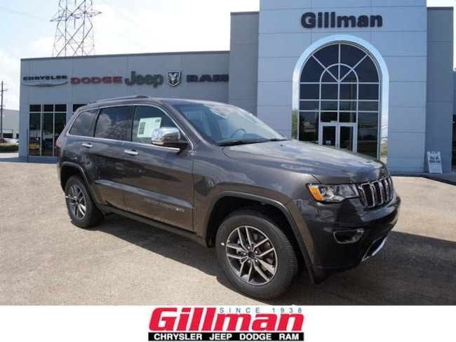 2019 Jeep Grand Cherokee LIMITED 4X2 Sport Utility Houston