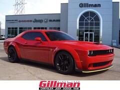 2018 Dodge Challenger SRT Hellcat Widebody SRT Hellcat Widebody RWD