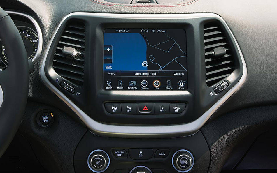 Check Out The Infotainment System Of The Year At Gillman Chrysler