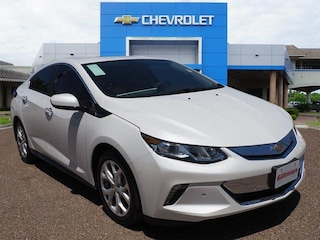 New 2018 Chevrolet Volt Premier Hatchback Harlingen, TX