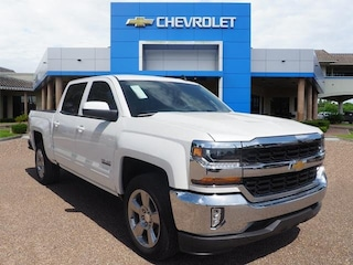 New 2018 Chevrolet Silverado 1500 LT w/1LT Truck Crew Cab Harlingen, TX