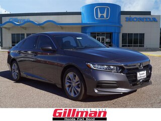 New 2018 Honda Accord LX Sedan in Rosenberg, TX