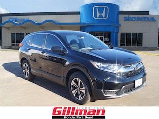 New 2018 Honda CR-V LX 2WD SUV in Rosenberg, TX