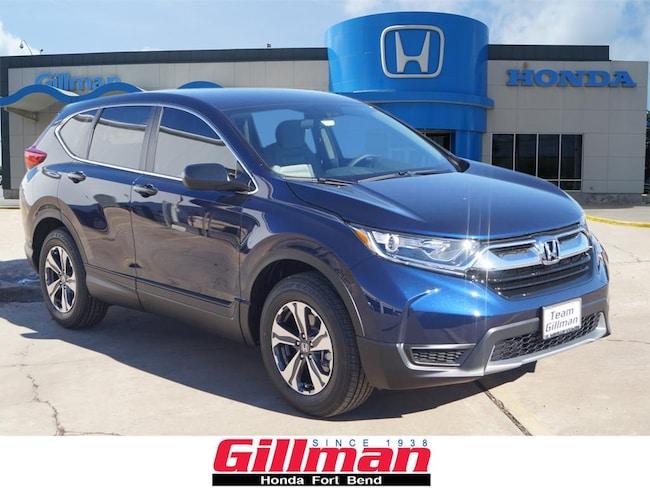 New 2018 Honda CR-V LX 2WD SUV Rosenberg TX