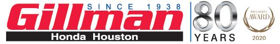 Gillman Honda Houston