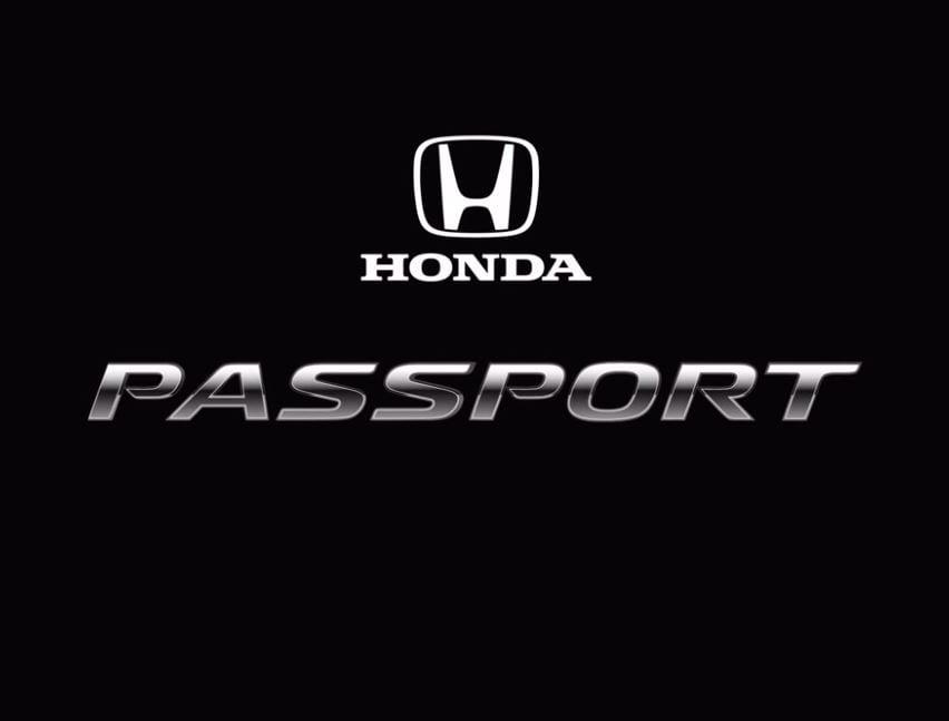 Gillman Honda Houston >> Discover The 2019 Honda Passport At Gillman Honda Houston