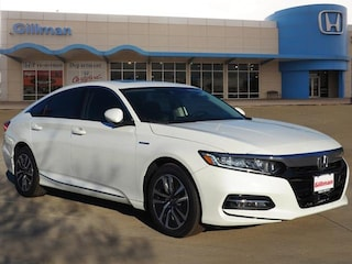 New 2018 Honda Accord Hybrid EX-L w/Navi Sedan 00H81945 near San Antonio