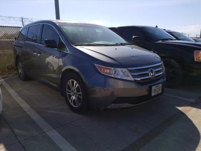 Used 2012 Honda Odyssey EX-L Van near San Antonio, TX