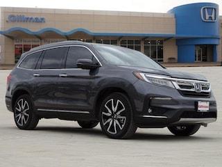 New 2019 Honda Pilot Touring 7-Passenger FWD SUV 00H90663 near San Antonio
