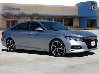 New 2019 Honda Accord Sport Sedan 00H90271 near San Antonio