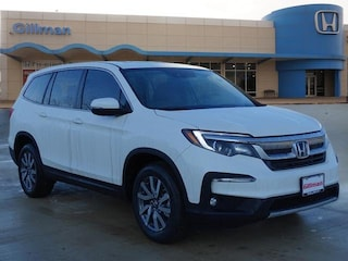 New 2019 Honda Pilot EX-L FWD SUV 00H90323 near San Antonio