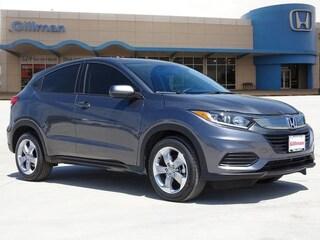 New 2019 Honda HR-V LX 2WD SUV 00H90542 near San Antonio