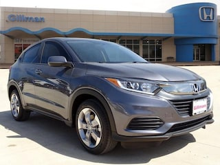 New 2019 Honda HR-V LX 2WD SUV 00H90726 for sale near San Antonio, TX