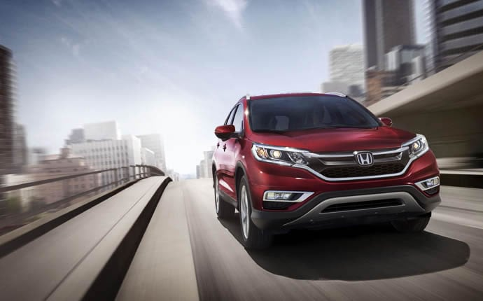 Choose the 2015 Honda CR-V in San Antonio at Gillman Honda | Gillman