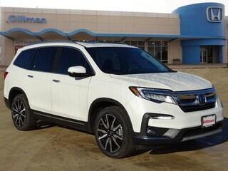 New 2019 Honda Pilot Touring 7-Passenger FWD SUV 00H90401 near San Antonio