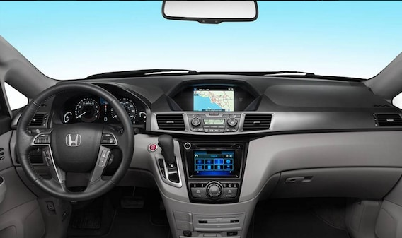 2017 Honda Odyssey Minivan Honda Dealer Near Schertz Tx