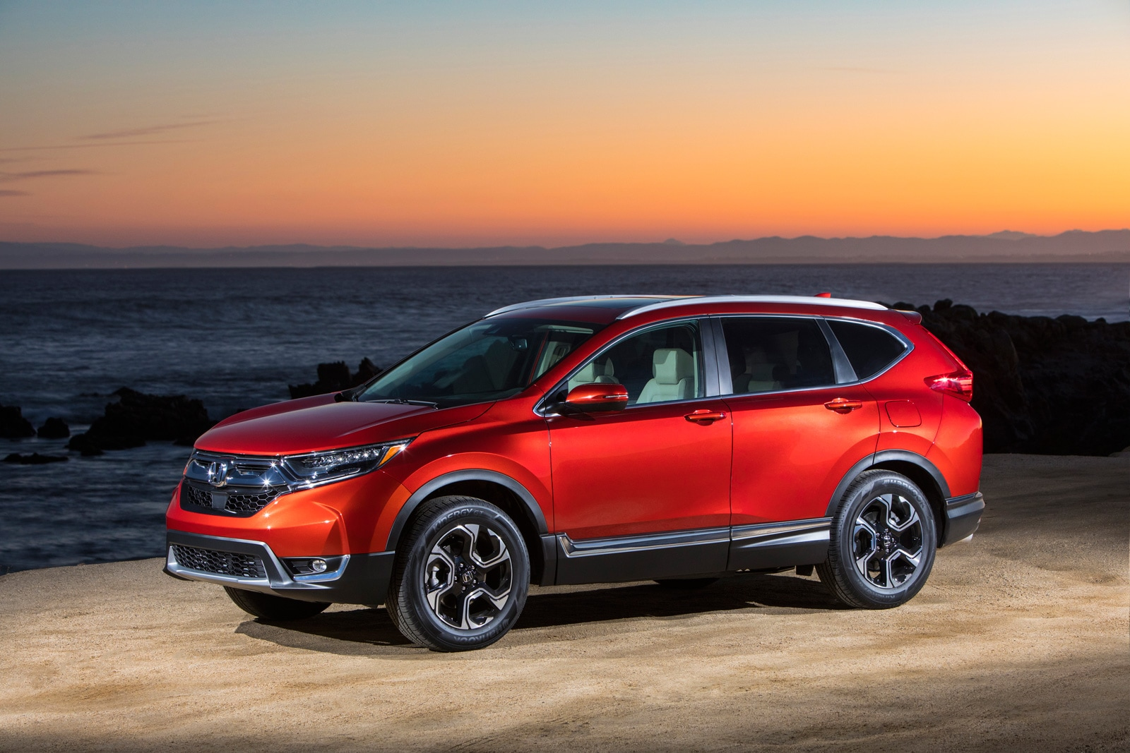 The 2018 Honda CR V Available To The New Braunfels Customers Served By  Gillman Honda San Antonio, Is Japanese Designed, Assembled In Indiana, OH,  ...