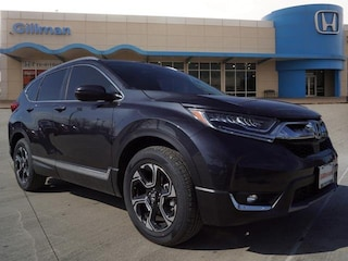 New 2018 Honda CR-V Touring AWD SUV 00H81725 near San Antonio