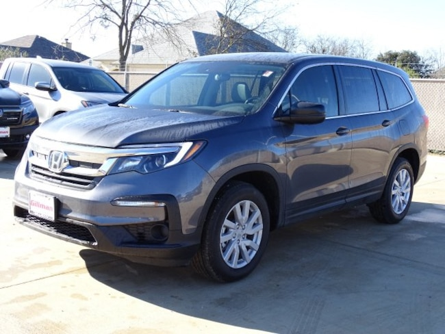 new 2019 honda pilot for sale in selma tx near san. Black Bedroom Furniture Sets. Home Design Ideas