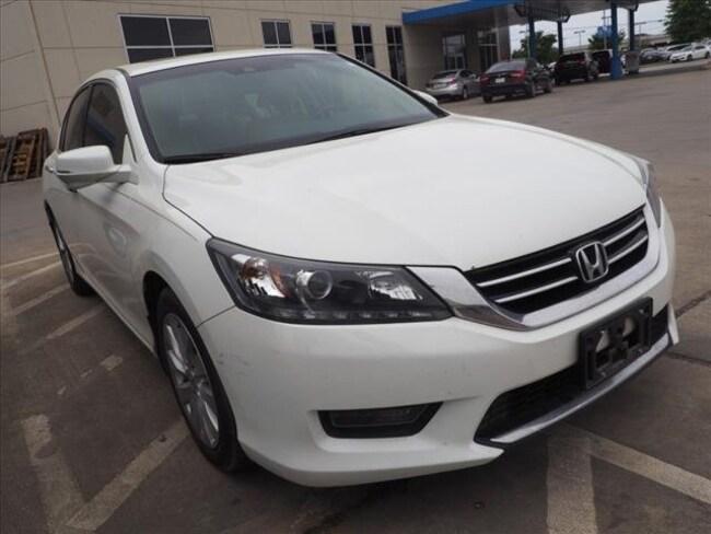 Used 2014 Honda Accord EX-L V-6 Sedan near San Antonio, TX
