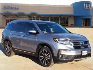 New 2019 Honda Pilot Touring 8-Passenger FWD SUV 00H90807 near San Antonio