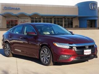 New 2019 Honda Insight Touring Sedan 00H90467 near San Antonio