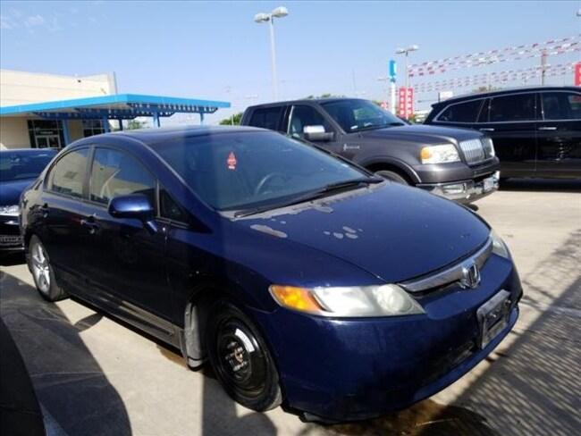 Used 2007 Honda Civic EX Sedan near San Antonio, TX