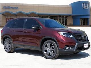 New 2019 Honda Passport EX-L FWD SUV 00H91007 near San Antonio