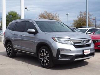 New 2019 Honda Pilot Elite AWD SUV 00H90225 near San Antonio