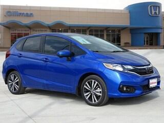 New 2019 Honda Fit EX Hatchback 00H99301 near San Antonio