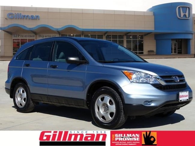 Used 2011 Honda CR-V LX SUV near San Antonio, TX